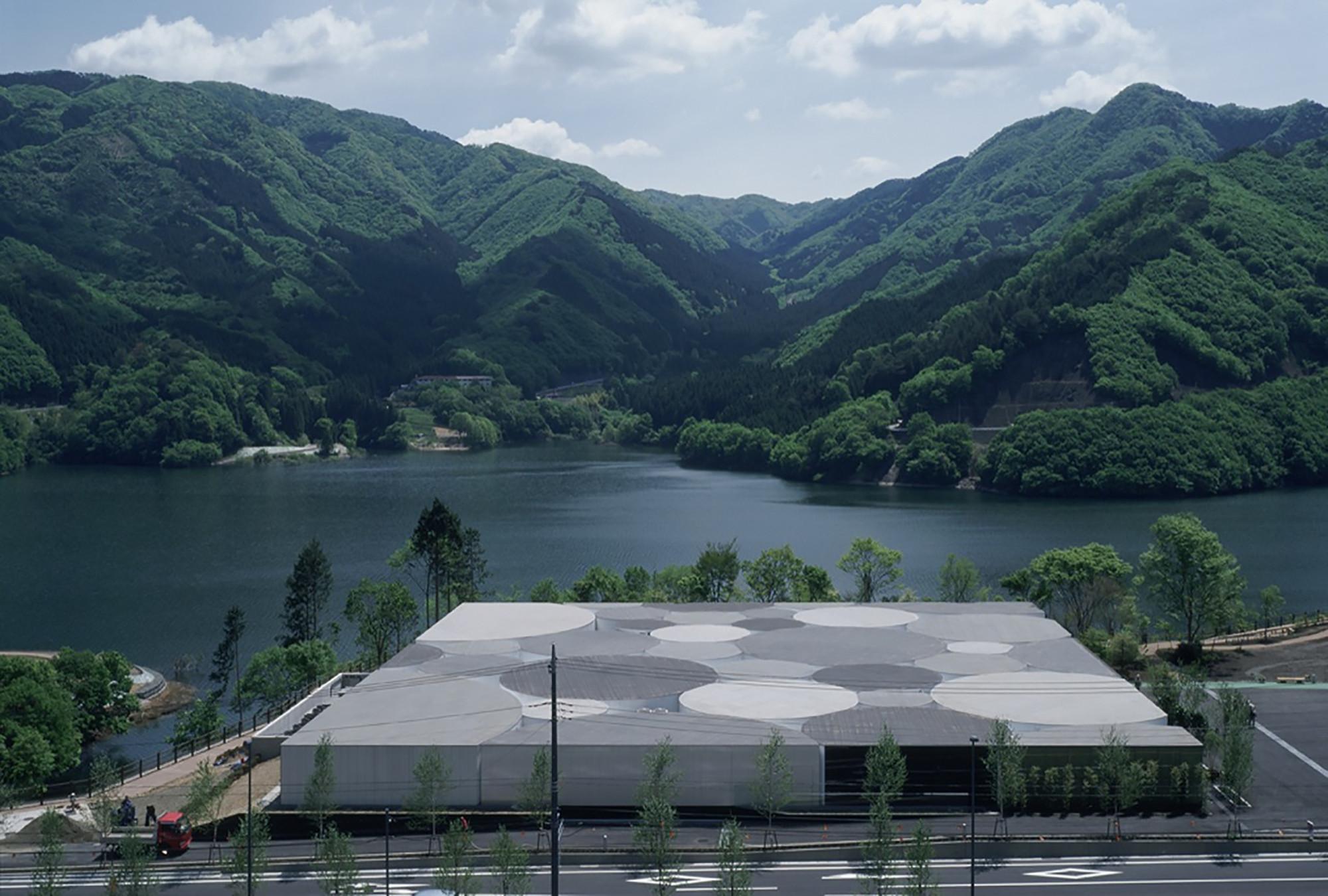 Tomihiro Art Museum / aat + makoto yokomizo, © Shigeru Ohno