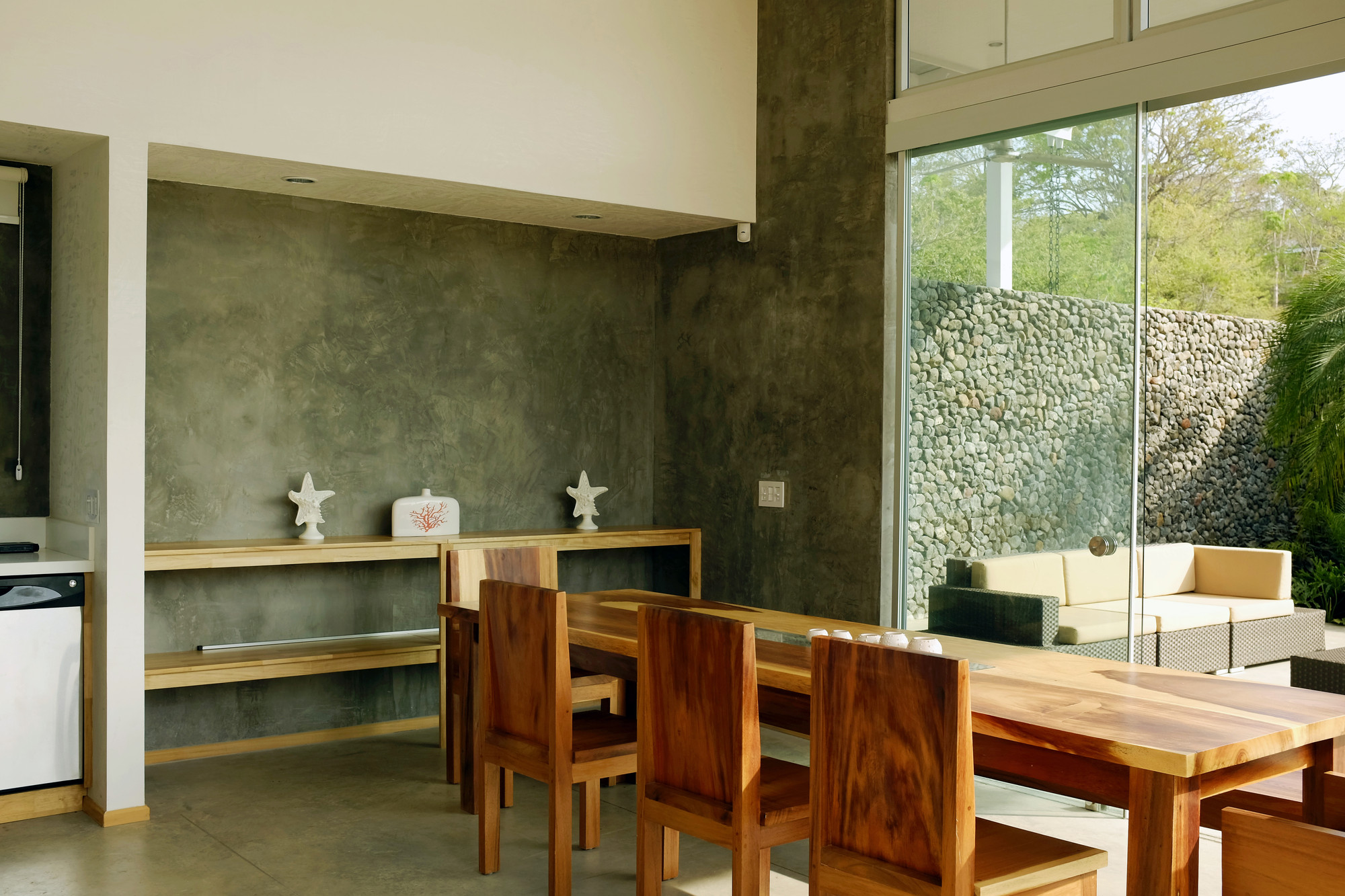 Galer a de casa jard n del mar salagnac arquitectos 5 for Casas jardin del mar