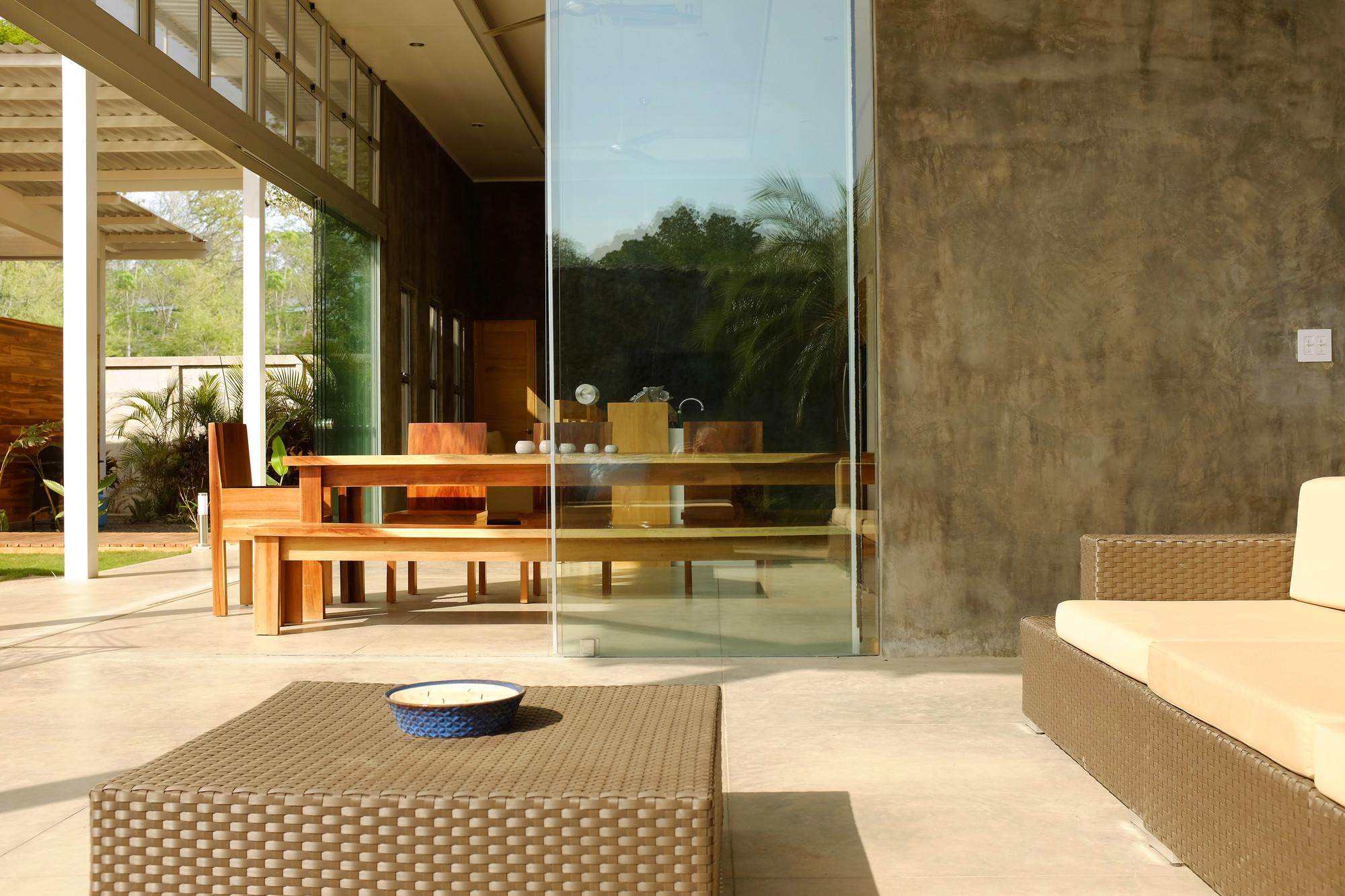Galer a de casa jard n del mar salagnac arquitectos 9 for Casas jardin del mar