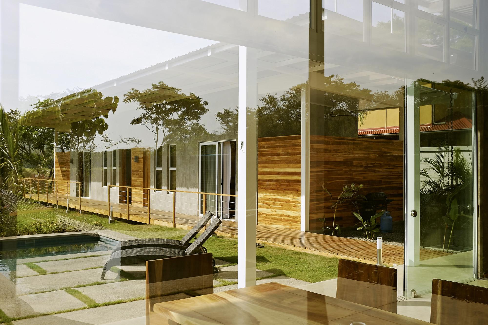 Galer a de casa jard n del mar salagnac arquitectos 2 for Casas jardin del mar