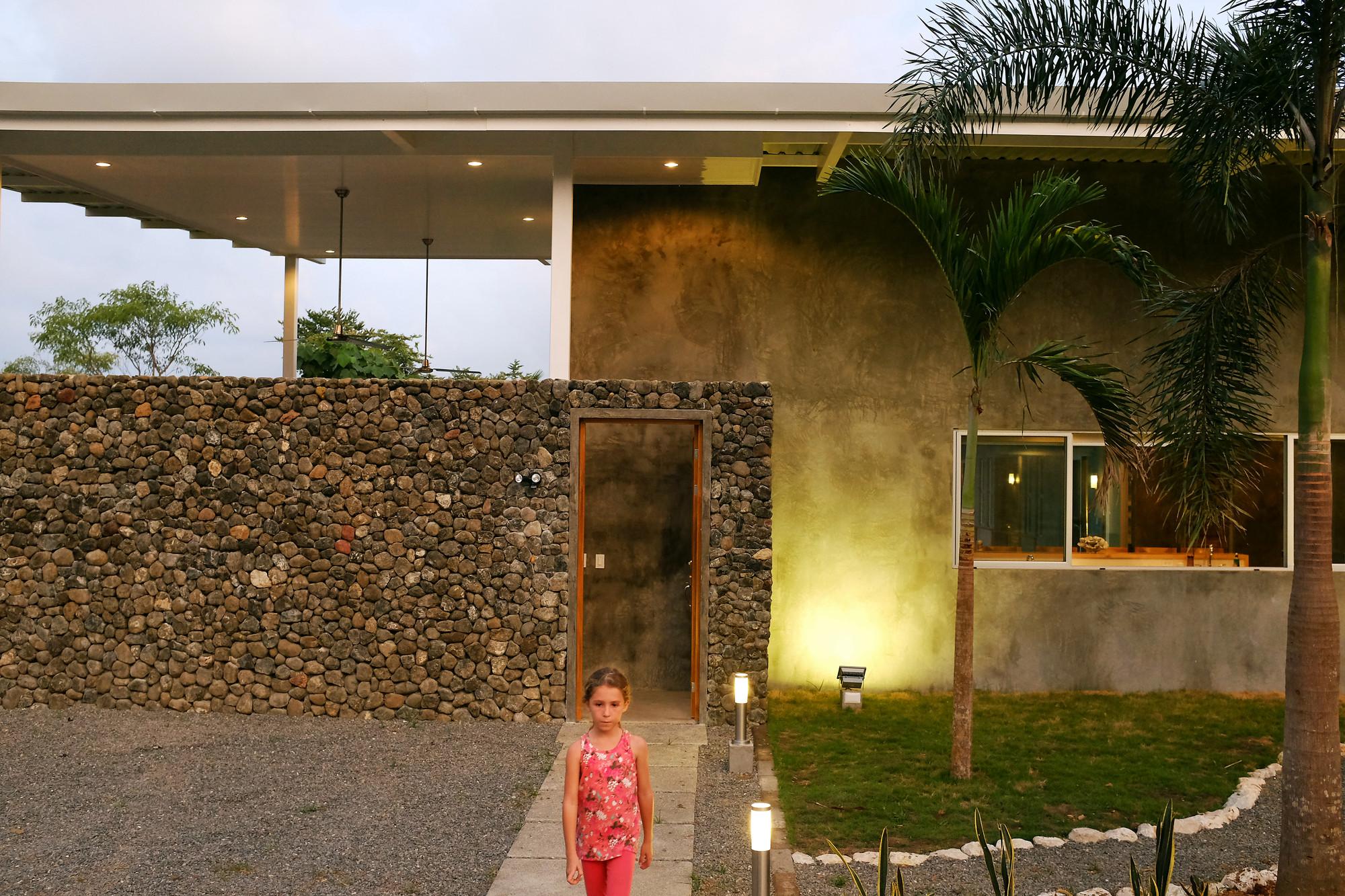 Galer a de casa jard n del mar salagnac arquitectos 3 for Casas jardin del mar