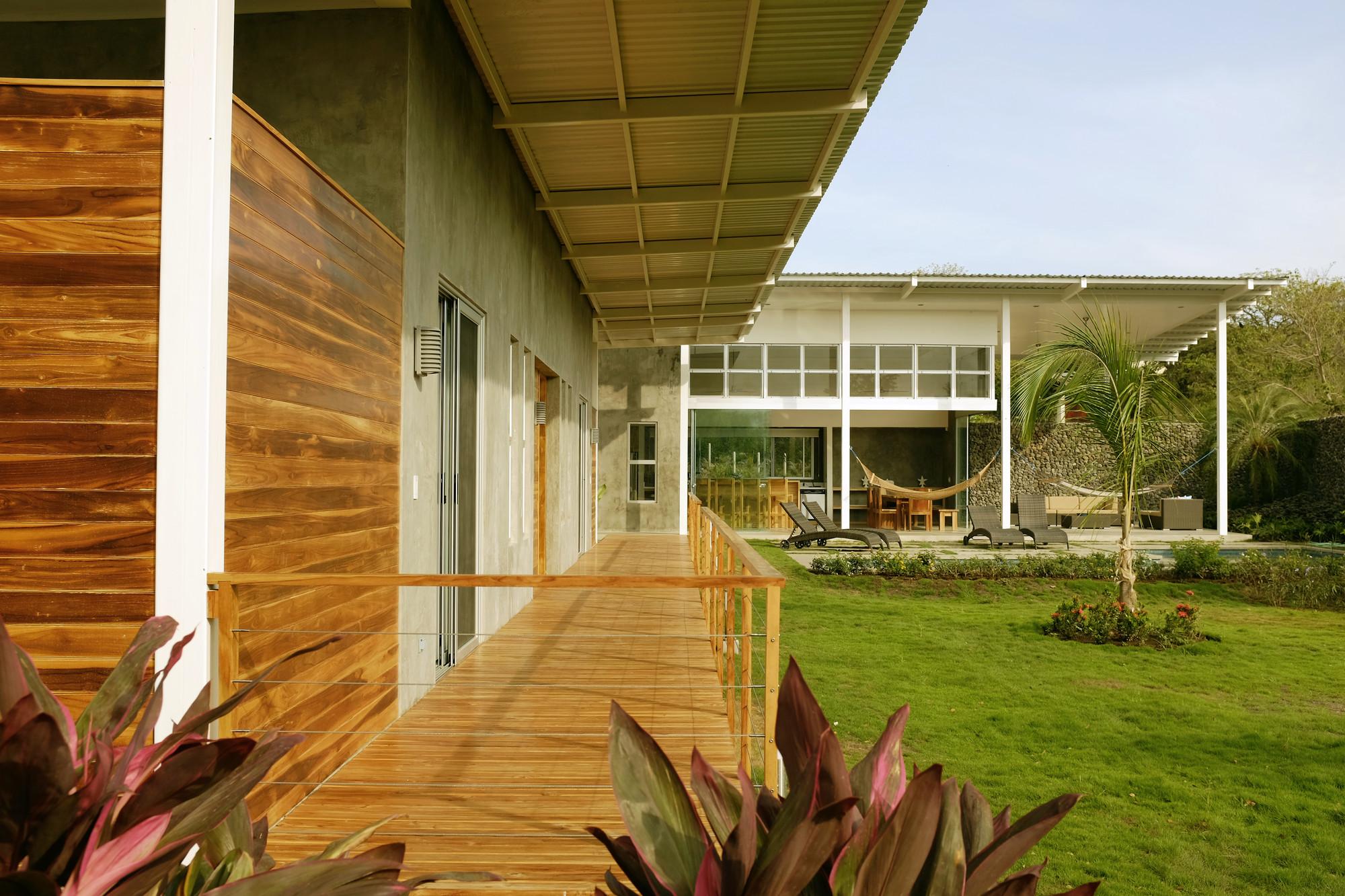Galer a de casa jard n del mar salagnac arquitectos 1 for Raschella casa jardin