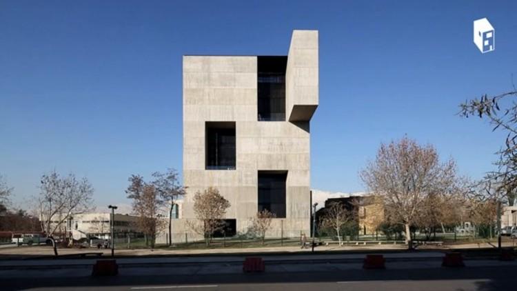 Centro de Innovación Anacleto Angelini de Elemental es ganador del Designs of the Year categoría Arquitectura , © Nico Saieh