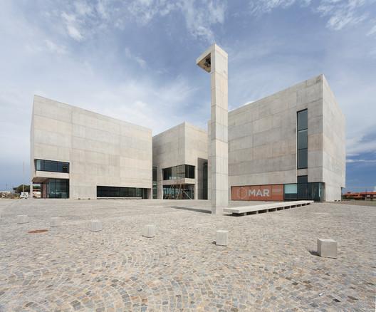 Museu de Arte Contemporânea de Buenos Aires / Monoblock. Image © Pedro Pegenaute