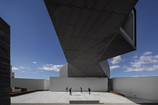 Aquário de Bacalhaus do Museu de Íhavo / ARX. Image © Fernando Guerra | FG+SG