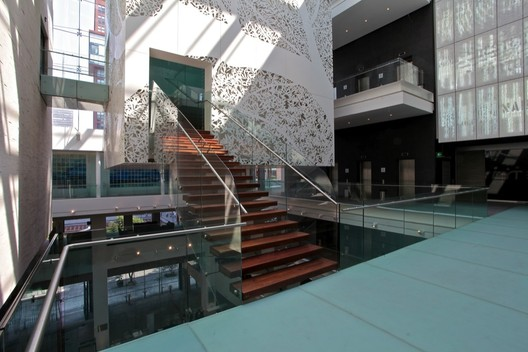 Museu da Memória e da Tolerância / Arditti + RDT Architects. Image Cortesia de Arditti + RDT Architects