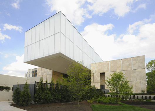 The Barnes Foundation / Tod Williams + Billie Tsien. Image Cortesia de The Barnes Foundation