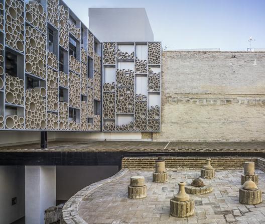 Museu Cerâmico Triana / AF6 Arquitectos. Image © Jesús Granada