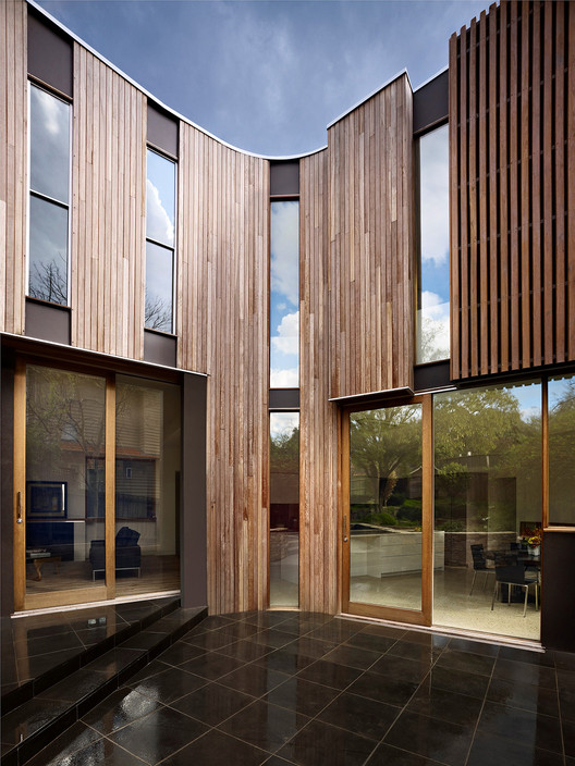 Residência em Glen Iris / Steffen Welsch Architects, © Rhiannon Slatter