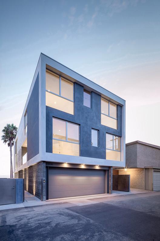 Zig-Zag House / Dan Brunn Architecture, © Brandon Shigeta