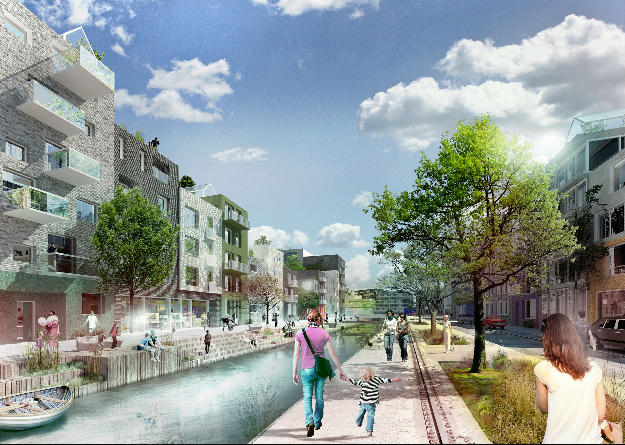 ADEPT and Mandaworks Design Masterplan for Stockholm's ...