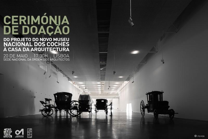 Paulo Mendes da Rocha recebe título de Membro Honorário do CIALP, Cortesia de Ordem dos Arquitectos de Portugal