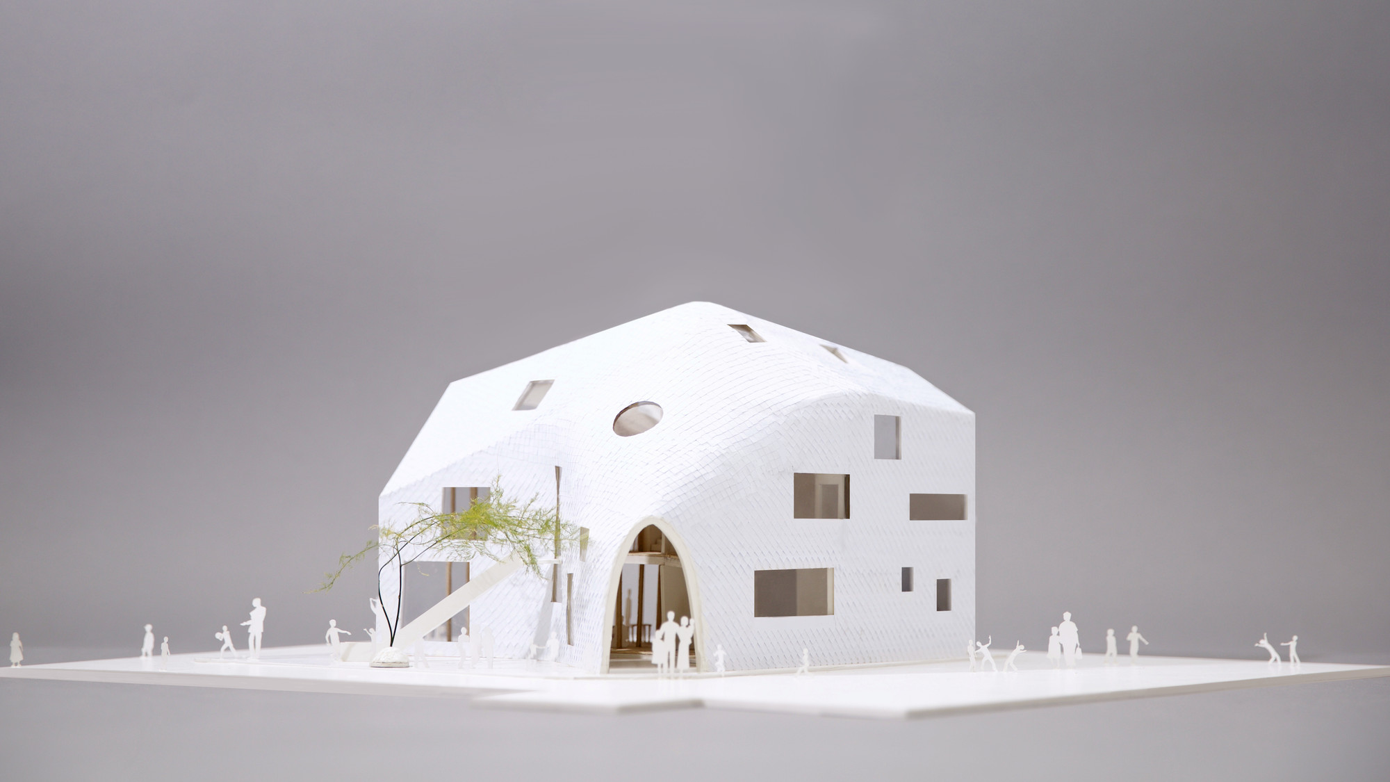MAD Transforms Japanese Home into Unconventional Kindergarten and Residence