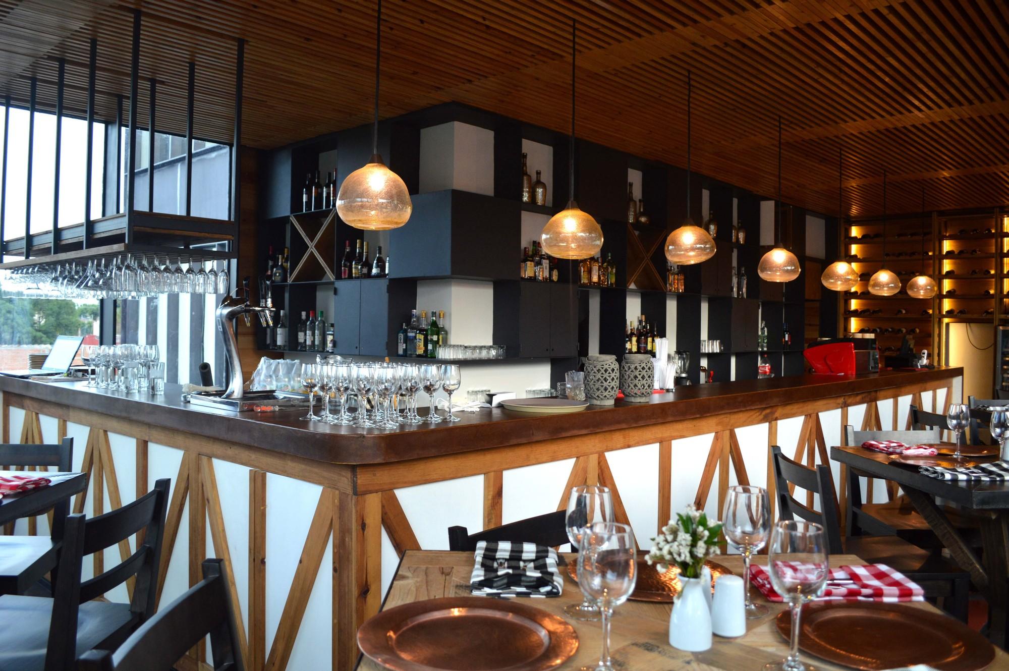 Asador vasco rootstudio plataforma arquitectura for Restaurante arquitectura