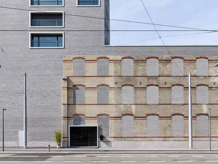 Edifício Escher / E2A, Cortesia de E2A
