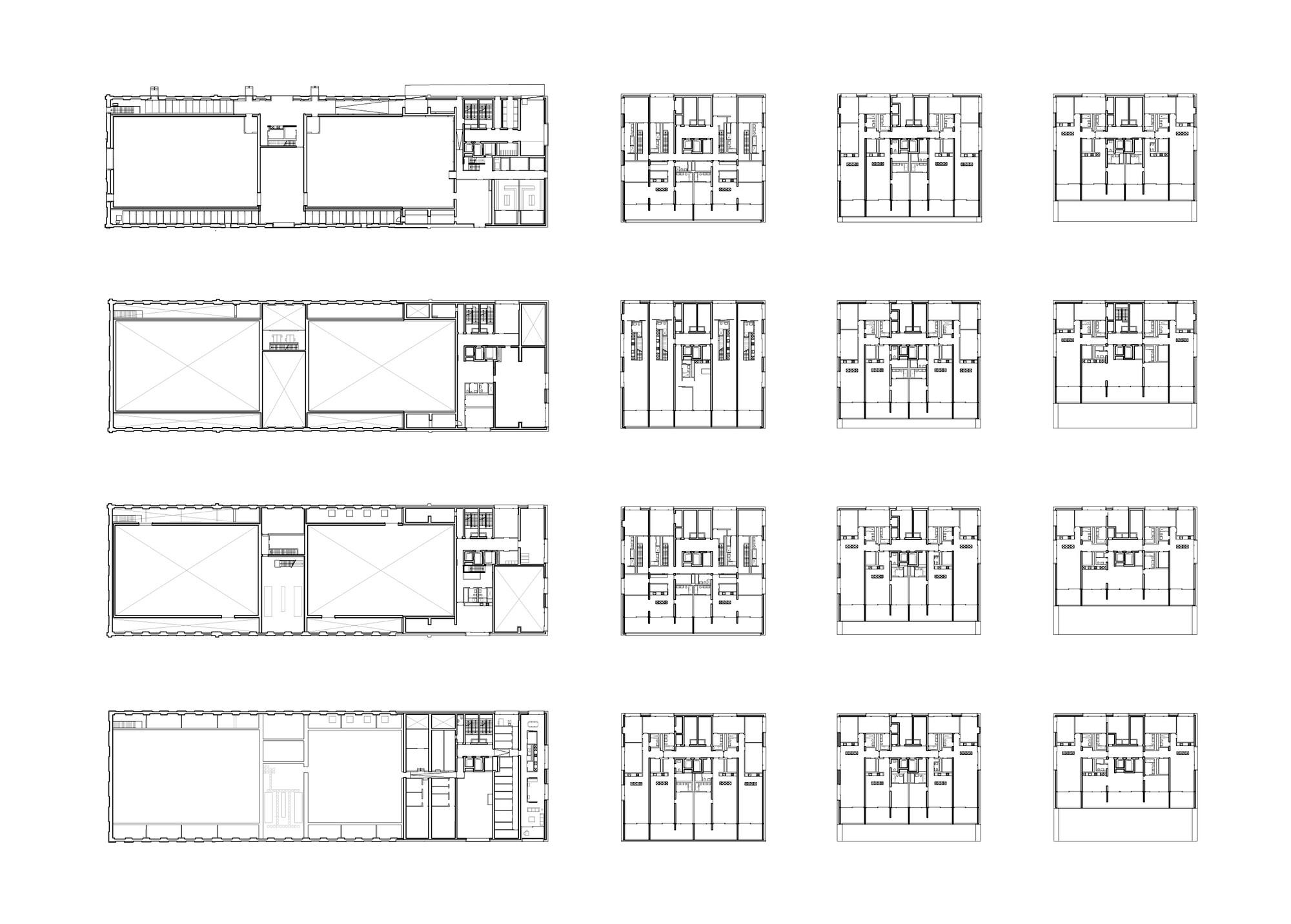 Gallery Of Escher Terraces High Rise Apartments E2A 9