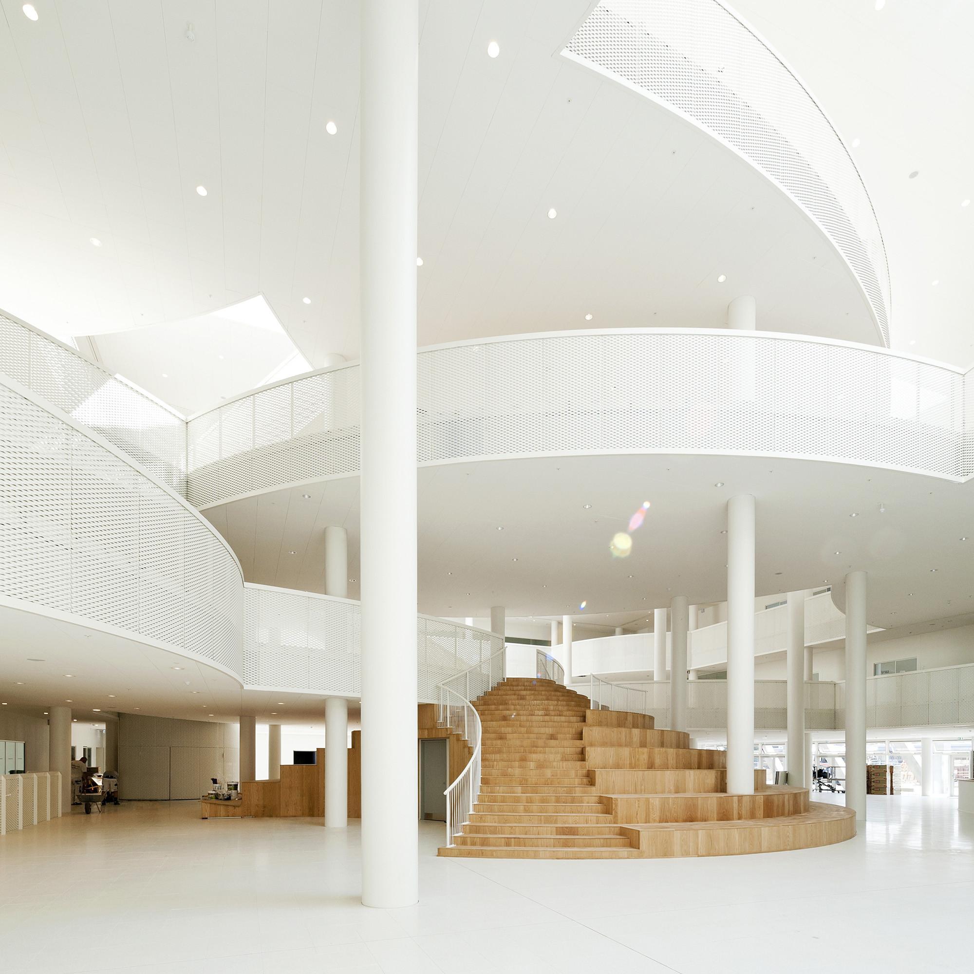 HF & VUC Fyn Complex / CEBRA, © Mikkel Frost / CEBRA