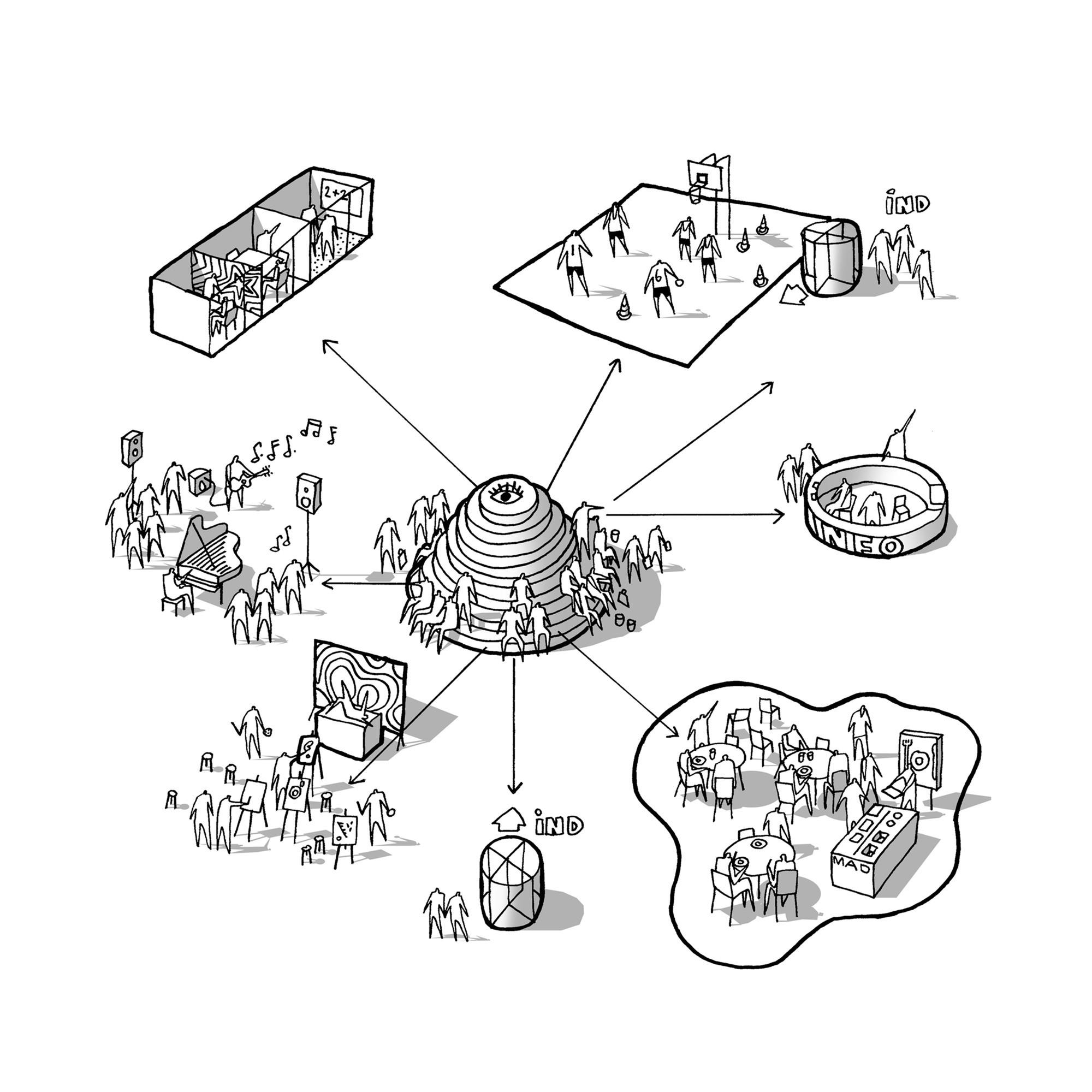 galeria de centro educacional hf & vuc fyn / cebra - 17 frost diagram organic chemistry
