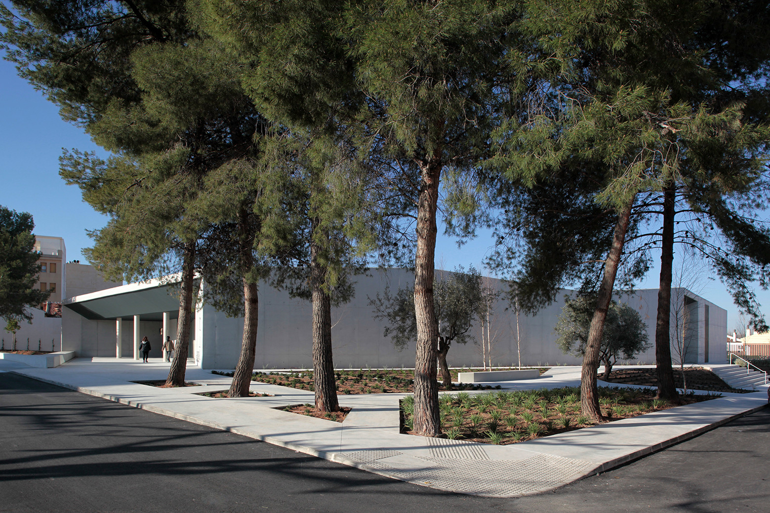 El Pinós Cultural Center / LC Arquitectura, Courtesy of LC Arquitectura