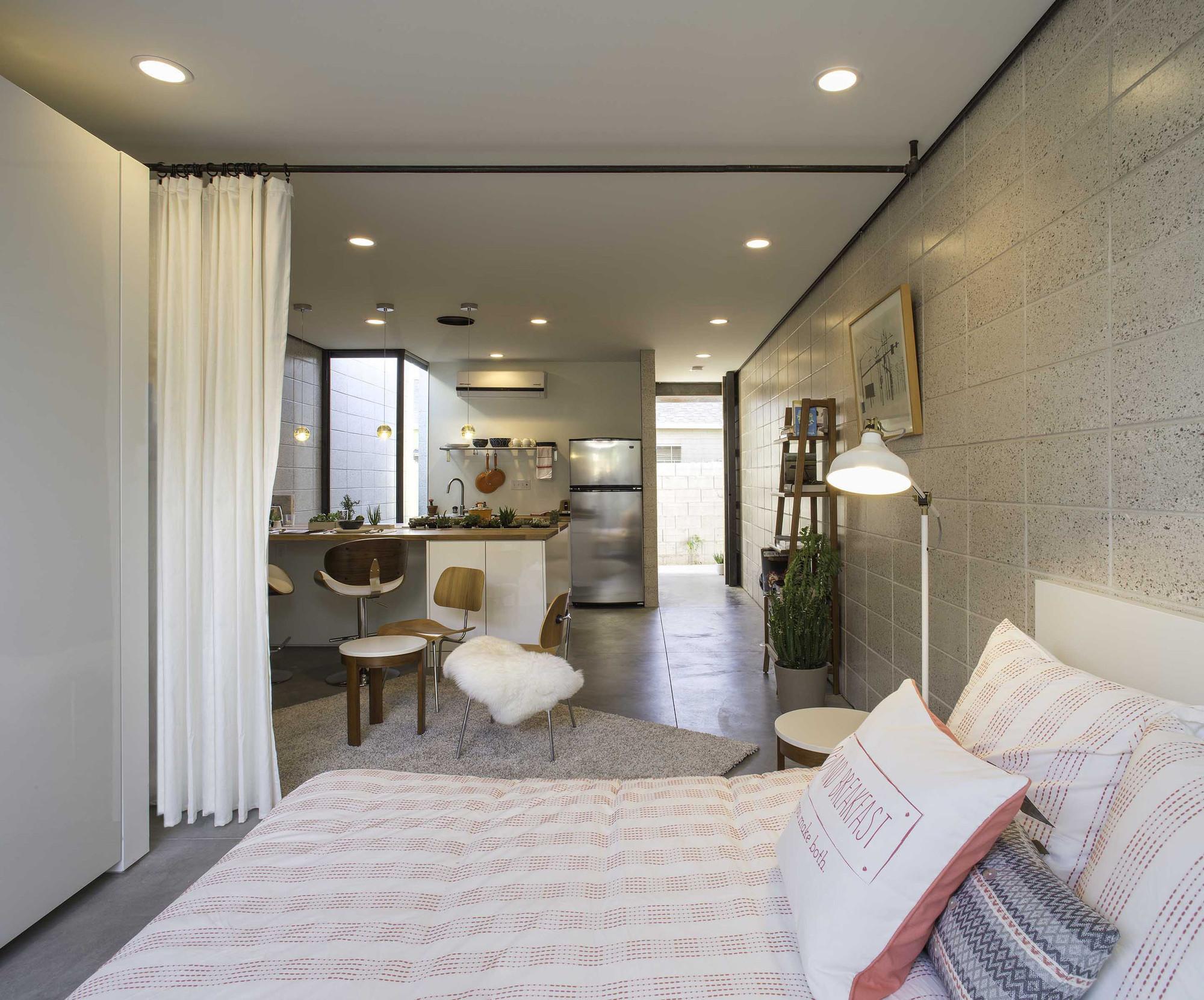 White Stone Studios Benjamin Hall Design Archdaily