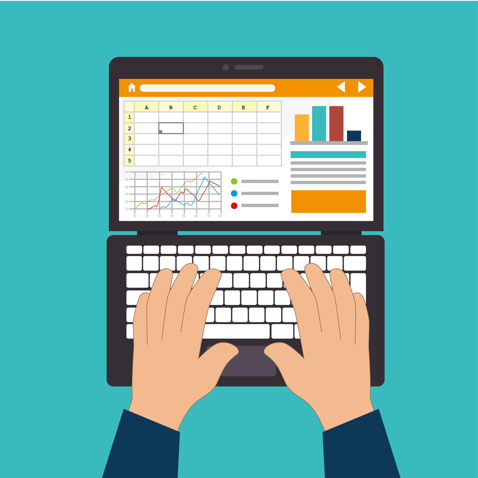 12 fórmulas do Excel que todo arquiteto deveria saber, © Studio_G via Shutterstock