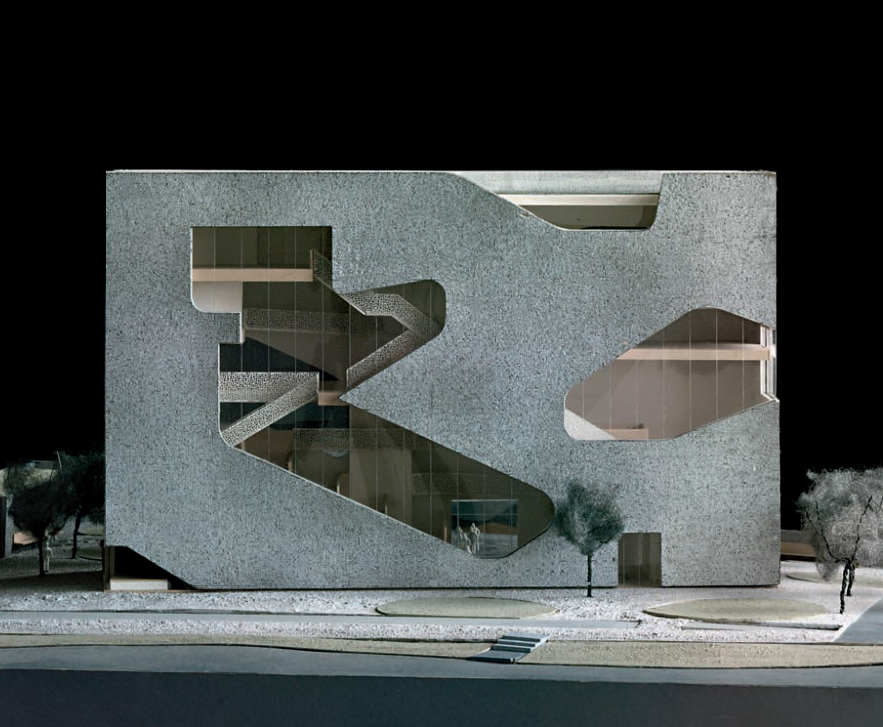 Work Begins On Steven Holl S Hunters Point Library In