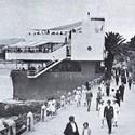 Vista fachada sur Cap Ducal. Image vía Guía del Veraneante