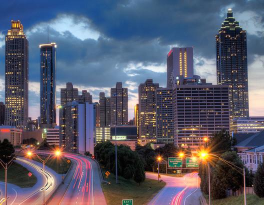 AIA delegates chose Thomas V. Vonier at the 2015 AIA National Convention in Atlanta. Image © Flickr CC User Jack Kennard