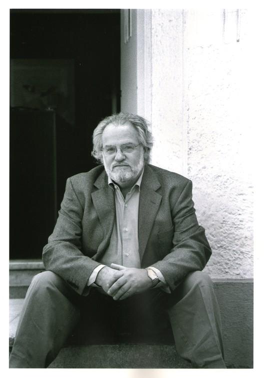 Archivo: Teodoro Fernández, Premio Nacional de Arquitectura en Chile, Cortesía Colegio de Arquitectos de Chile