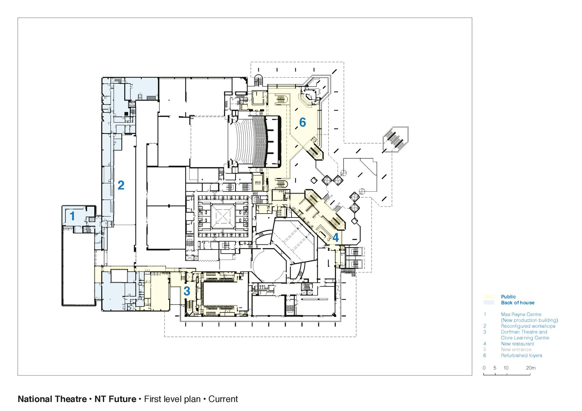 Existing ground floor plan return to top existing first floor - First Floor Plan