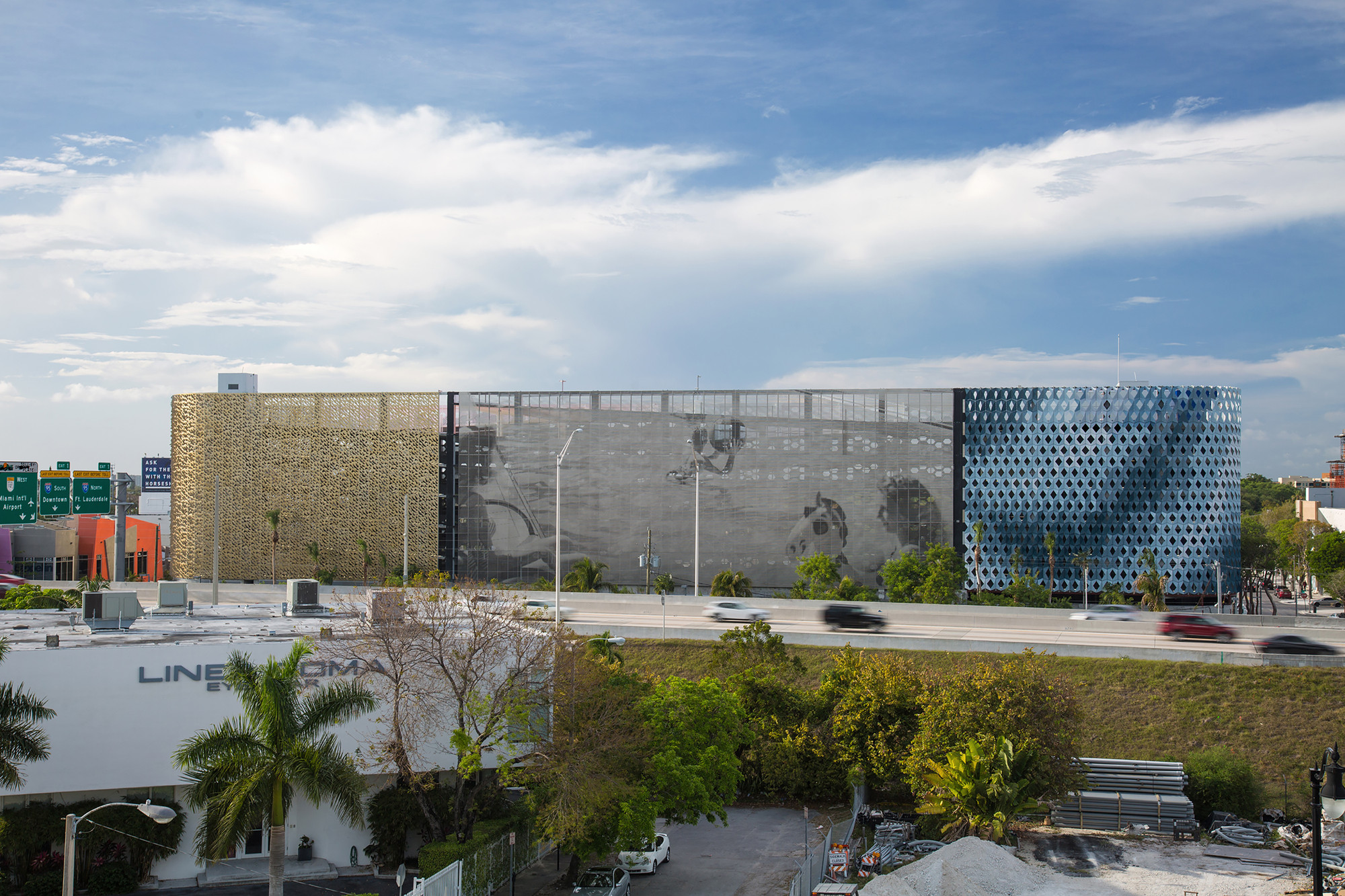 How To Organize A Garage Gallery Of City View Garage In The Miami Design District