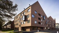 Barrio de naciones / Gerber Architekten