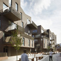 Brentford Lock West / Duggan Morris Architects. Image © Jack Hobhouse