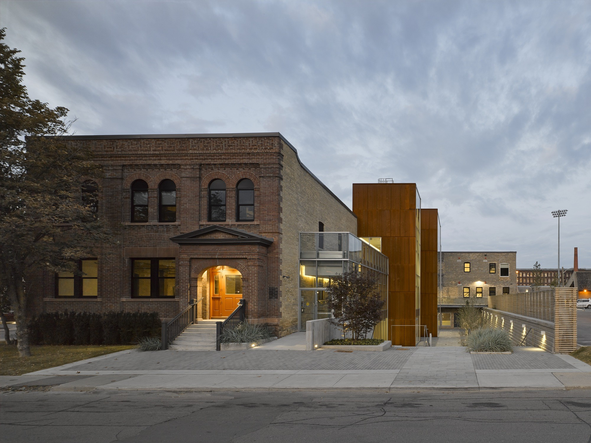 60 Atlantic Avenue / Quadrangle Architects, © Ben Rahn, A-Frame