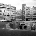 Park Hill Estate, Sheffield - 1962. Image © Arch Press Archive RIBA Library Photographs Collection