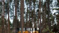 Guest Houses in Relax Park Verholy  / YOD dеsign lab