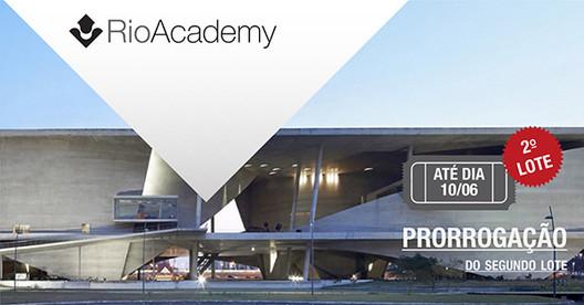 Prorrogado o segundo lote de inscrições para o Fórum Rio Academy, Cortesia de Fórum Rio Academy