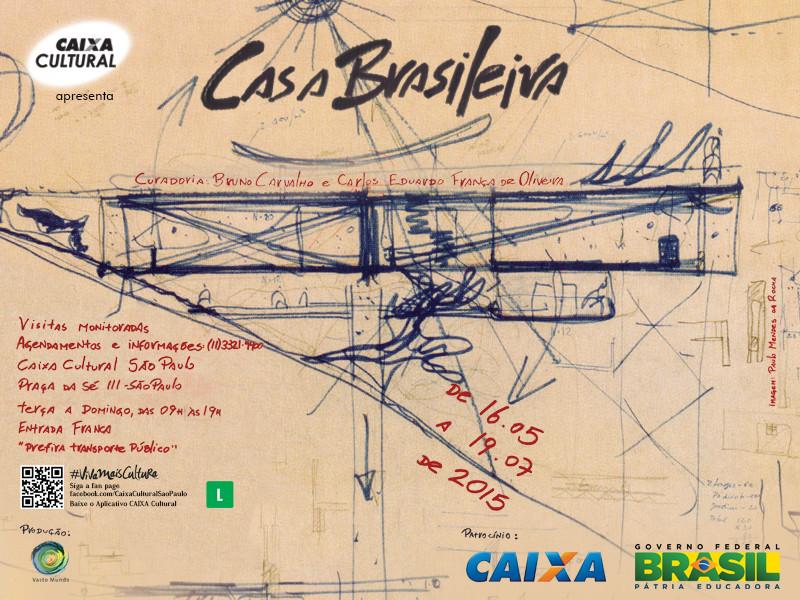 """Caixa Cultural promove a exposição """"Casa Brasileira"""", Cortesia de Caixa Cultural"""