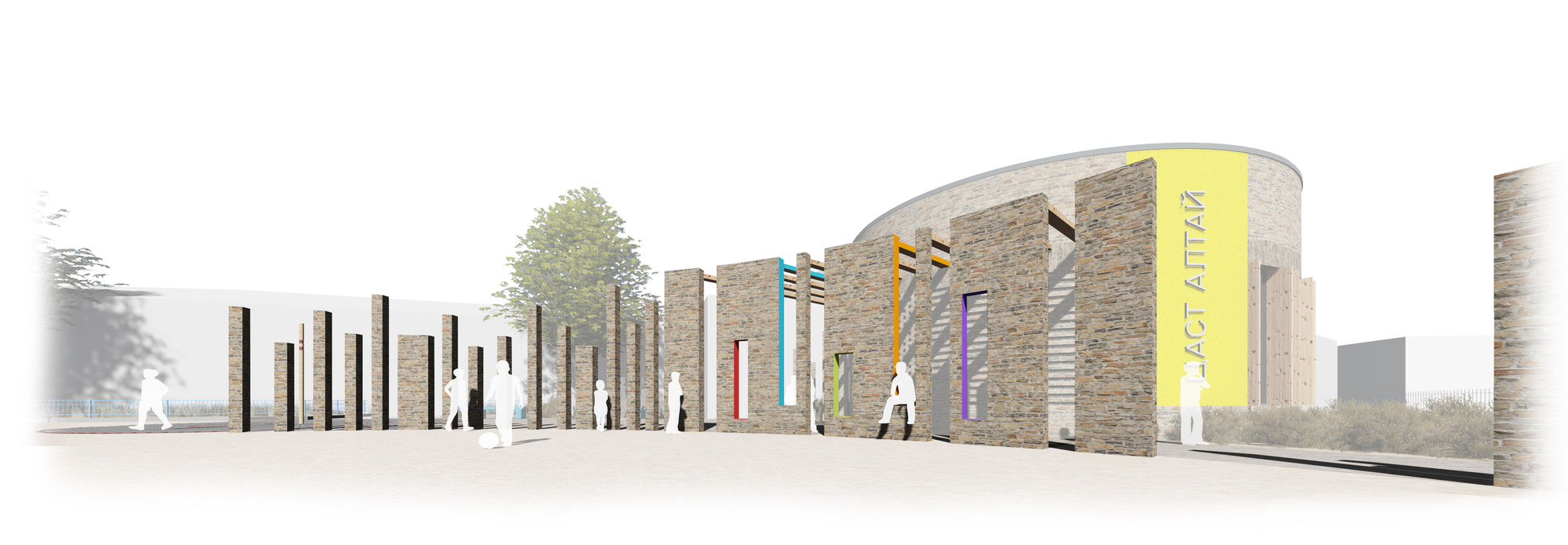 Place by design wins cool school design competition for House design competition