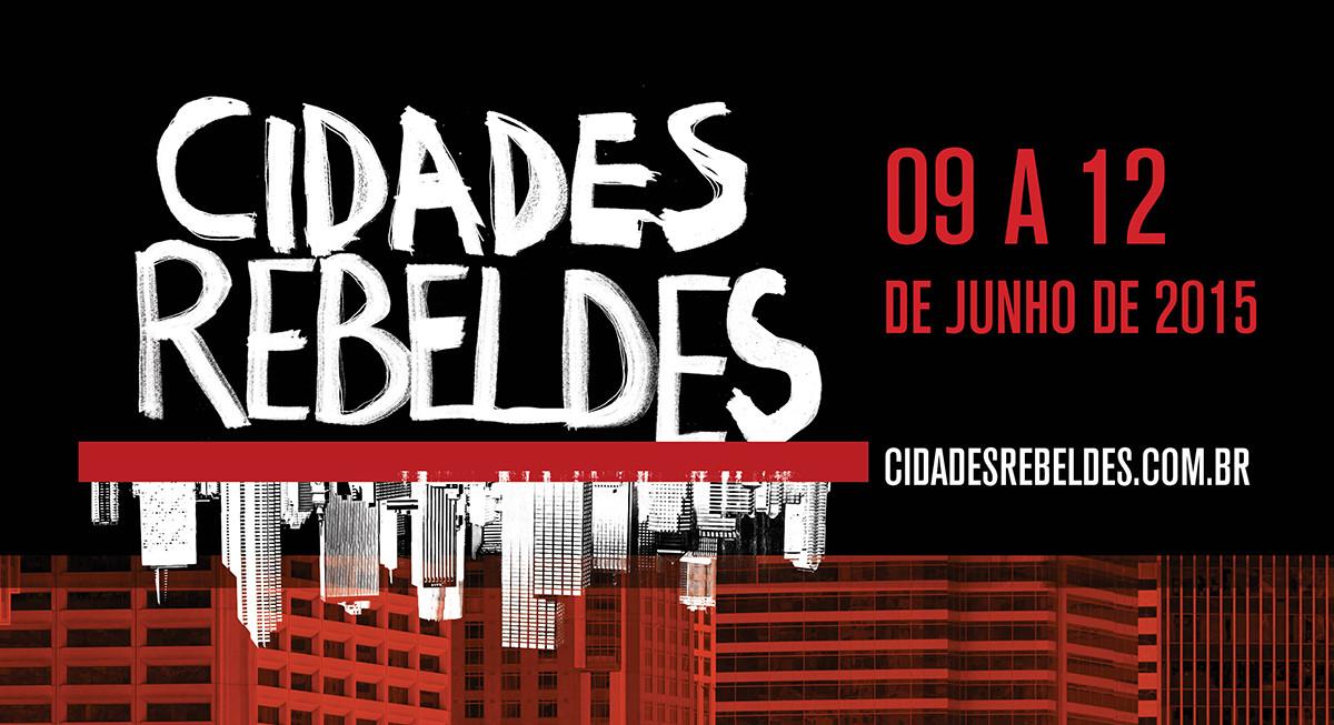 """Boitempo e Sesc São Paulo promovem o """"Seminário Internacional Cidades Rebeldes"""""""