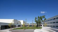 Escola Secundária de Monserrate / Marques Franco Arquitectos