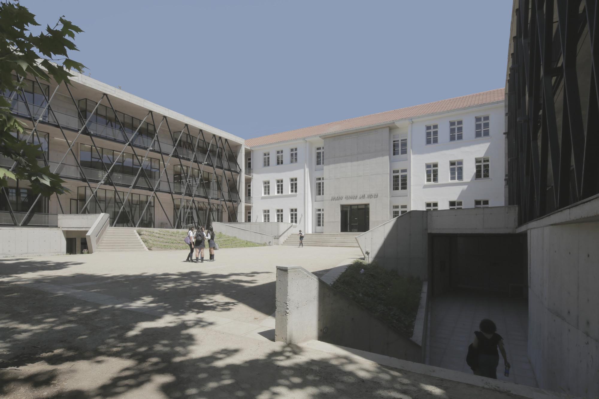 Escola Técnica Las Nieves / WRL Arquitectos, © Pablo Casals-Aguirre