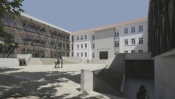 Escola Técnica Las Nieves / WRL Arquitectos