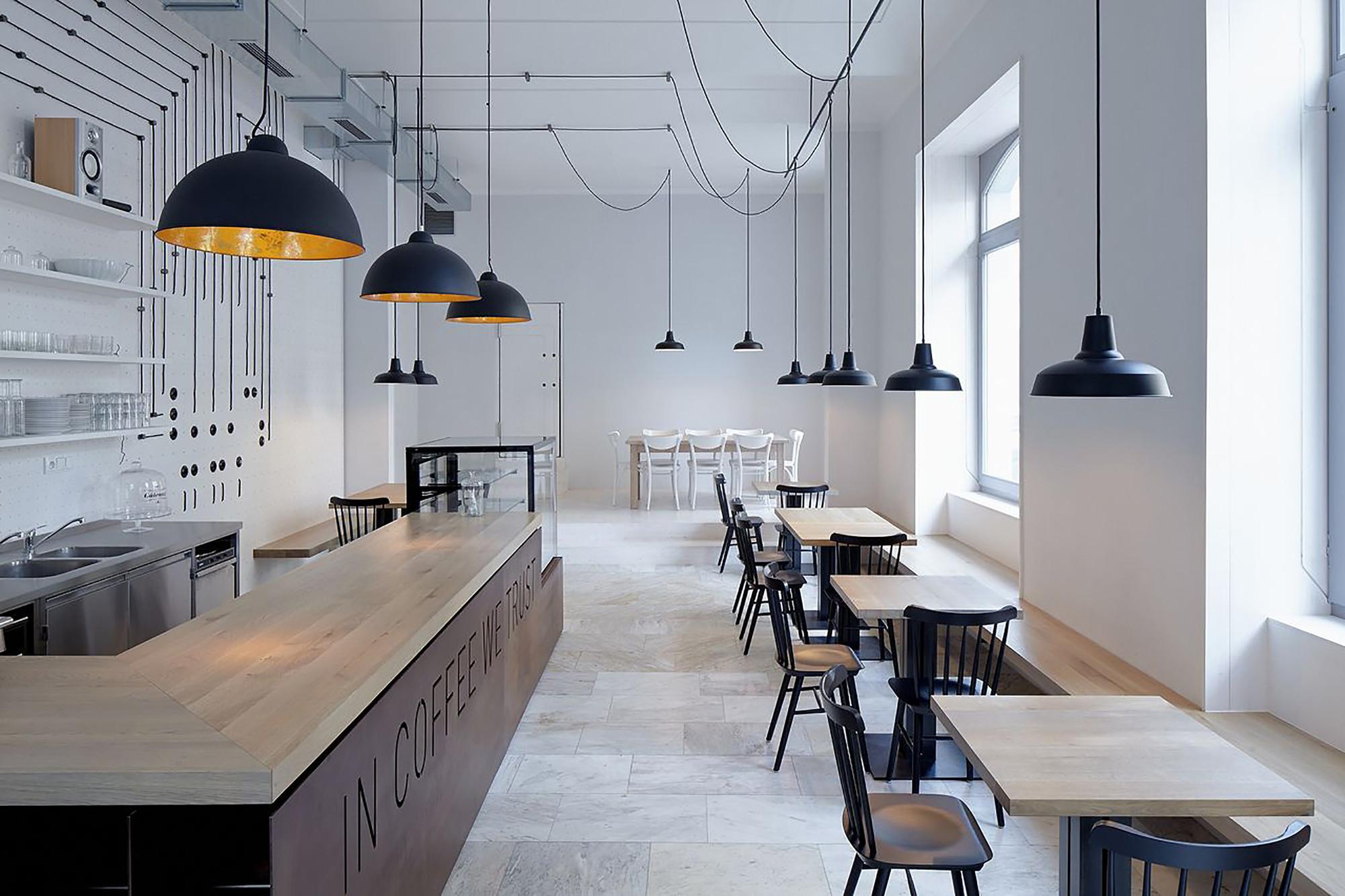 Proti Proudu Bistro / Mimosa architekti | ArchDaily