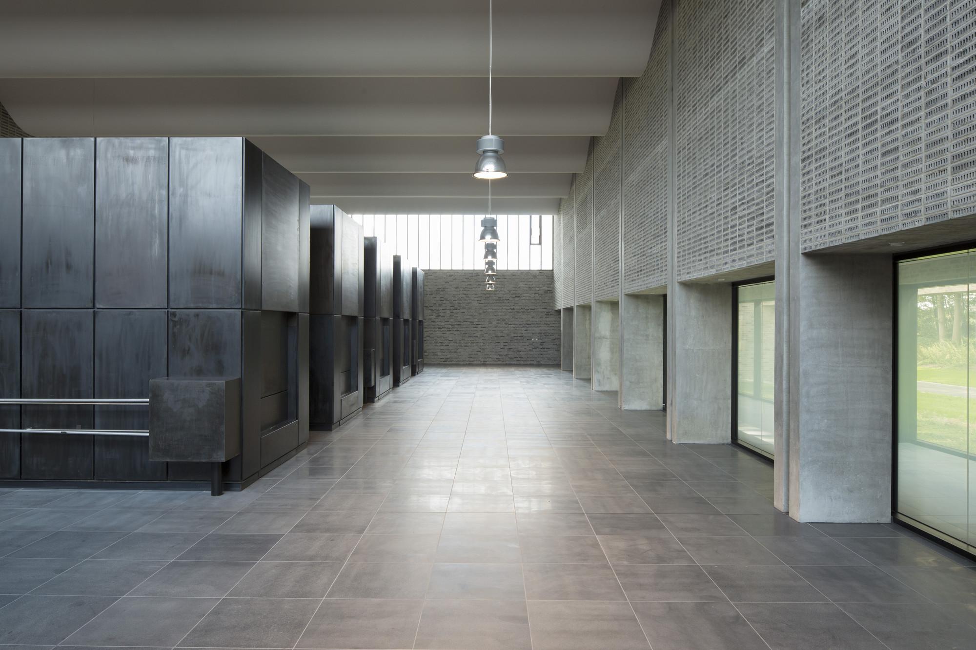Underground Architecture Design