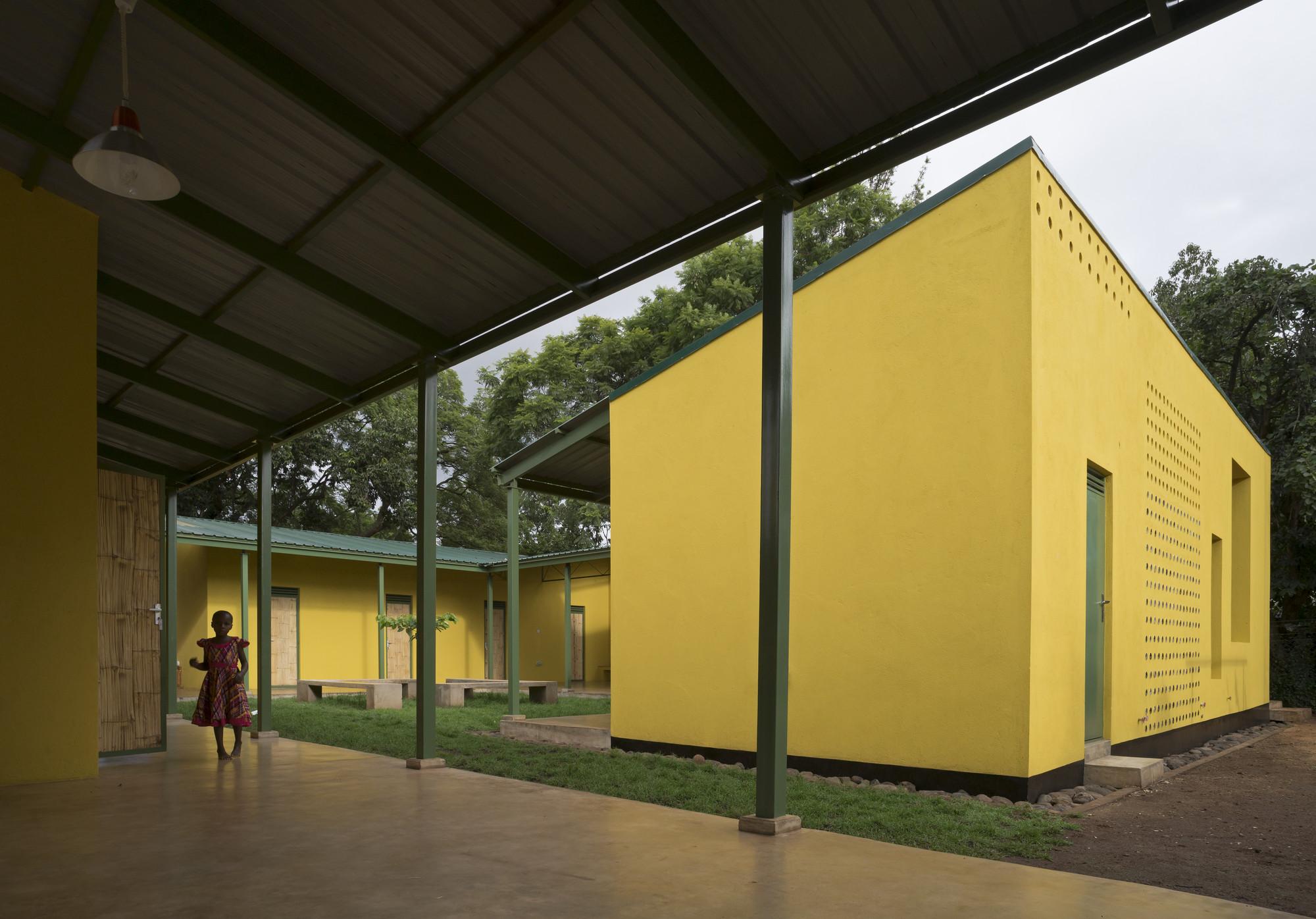 Casa Albergue KWIECO / Hollmén Reuter Sandman Architects, © Juha Ilonen
