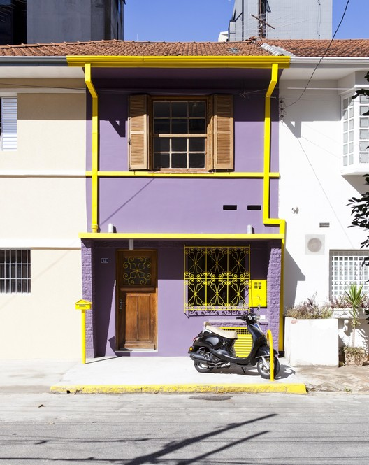 Casa VA / SuperLimão Studio, © Maíra Acayaba
