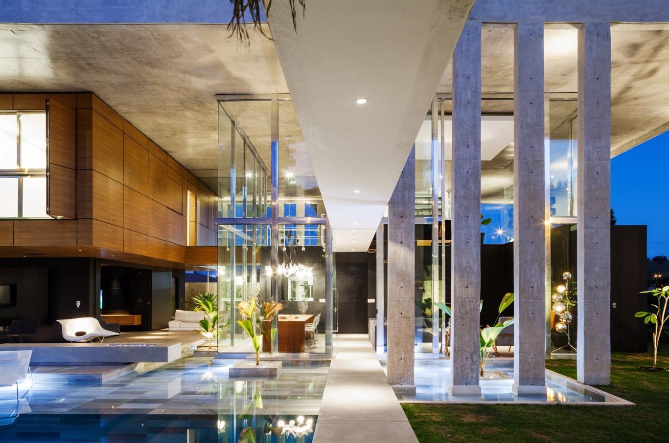 Botucatu House / FGMF Arquitetos, © Rafaela Netto
