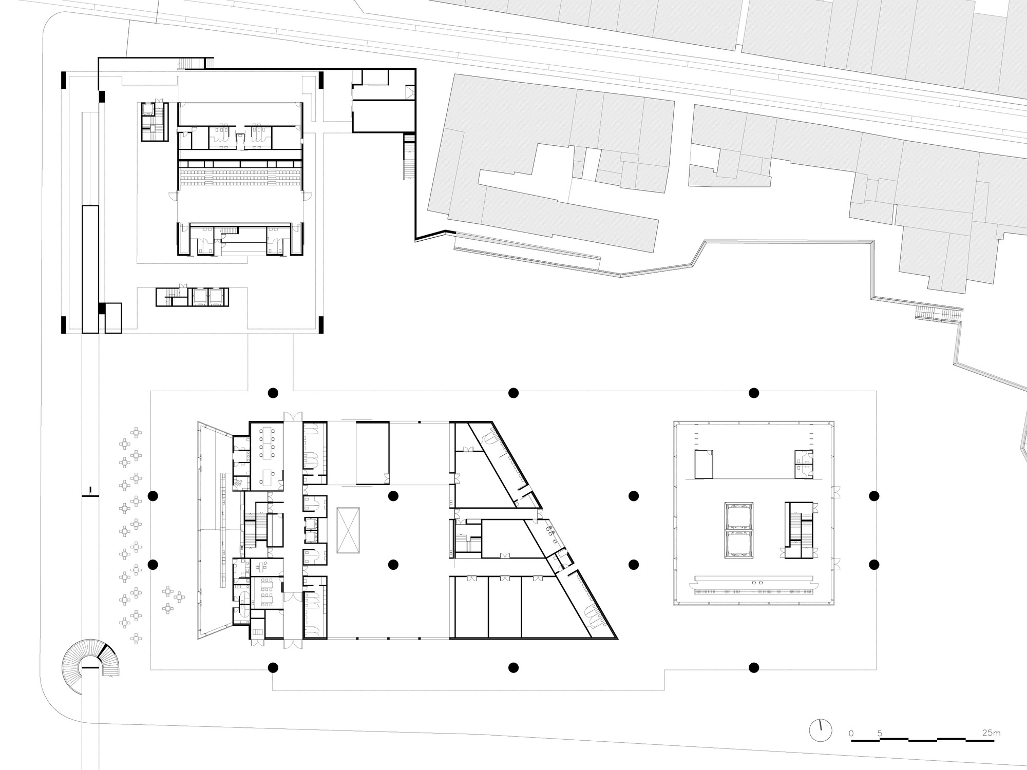 Museu Dos Coches,Ground Floor Plan