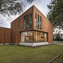 Christchurch Eye Surgery Clinic / Wilson & Hill Architects . Image © Stephen Goodenough